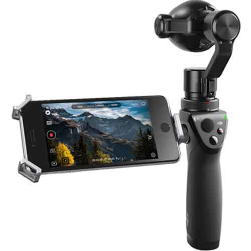 dji osmo plus zoom 4k