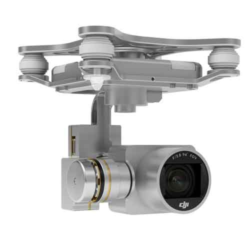 camera e gimbal phantom 3